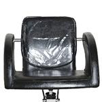 Пластиковый чехол на парикмахерское кресло