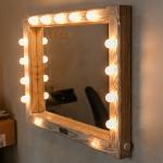 Визажное зеркало 96х76 см.