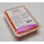 Парафин - Персик и апельсин, Depilflax 500 гр.