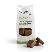 Воск - Шоколад EXTRA, Депилфлакс