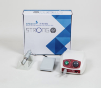 Аппарат для маникюра Strong 207B/H150 (машинка с педалью в коробке)