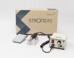 Аппарат для маникюра Strong 90/102 (с педалью в коробке)