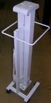 Облучатель передвижной ОБПе-300 (4 лампы 30W) без ламп